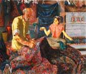 SHAFAGHI CARPETS فروشگاه فرش دستباف شفقي تبريز